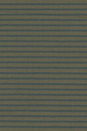 Hil-Tex Streifen - Dunkelgrün/Blaugrau