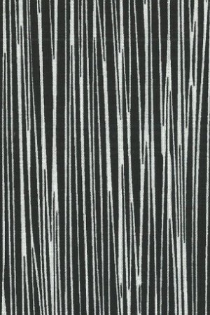 Thicket Stripes Black White