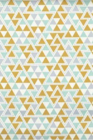 Joel Dewberry - Wander - Triangles Maize
