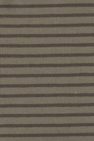 Hil-Tex Streifen Braun-dunkelbraun