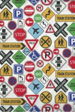 Connector Playmats Verkehrsschilder