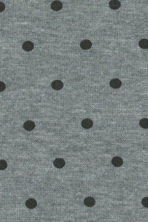 Buendchen grau-schwarze Punkte