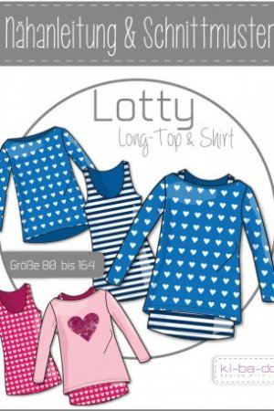 Doppel-Shirt Lotty 80-164