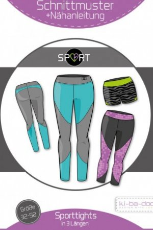 Sport-Tight Damen 32-50