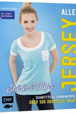 Buch Alles Jersey - Tops und Shirts