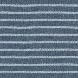 Into the Wild - Dreamy Melange Doubleface Stripes - Jeans