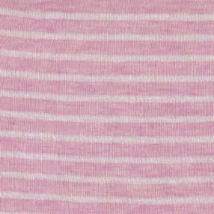 Into the Wild - Dreamy Melange Doubleface Stripes - Rose