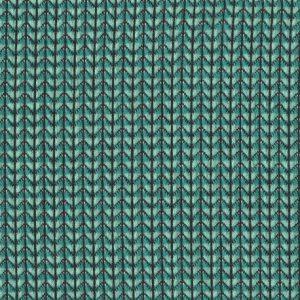 Knit Knit Ministripes - verdino/caraibi