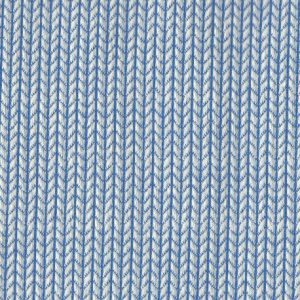 Knit Knit Summer Edition - meringa/bluette
