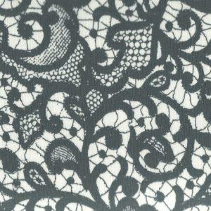 Knit co/ly ilja barok print