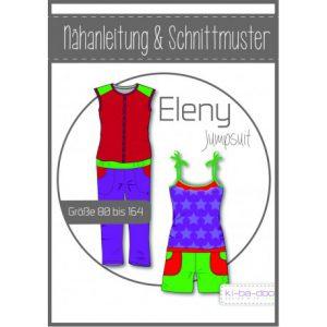Jumpsuit Eleny 80 - 164