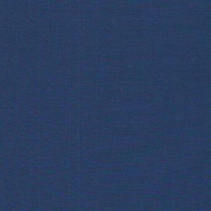Baumwolle uni blau