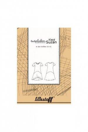 Lillestoff Schnittmuster Kleid SUZAN 32 bis 52