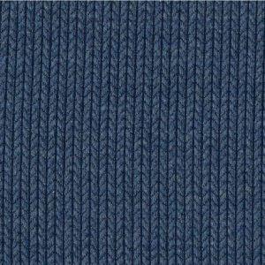 Hamburger Liebe - Knit Knit Melange dunkelblaui
