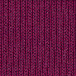 Hamburger Liebe - Knit Knit Melange lampone/bl.n