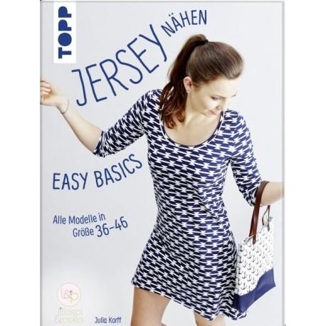 Jersey naehen - Easy Basics