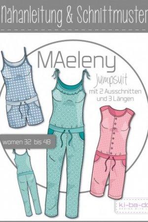 Jumpsuit MAeleny women 32 bis 48