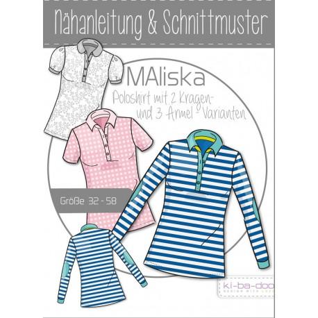 Poloshirt MAliska 32 - 58