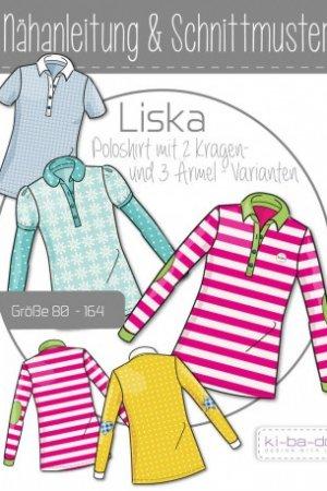 Poloshirt Liska 80 - 164
