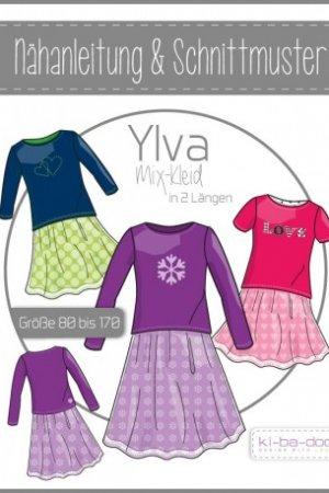 Mix-Kleid Ylva 80 - 170